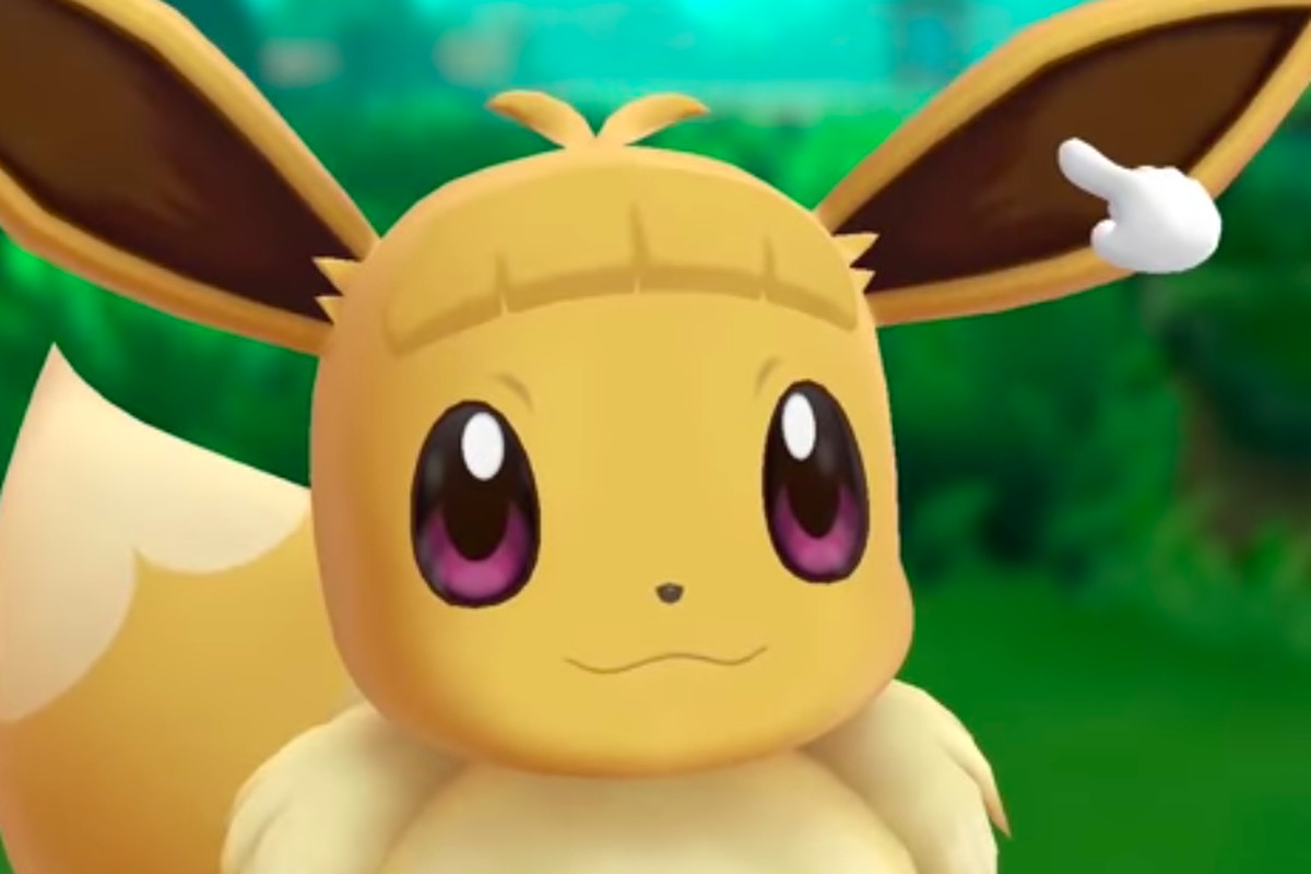 Eevee and Pikachu\'s new hairstyles are shocking fans everywhere ...