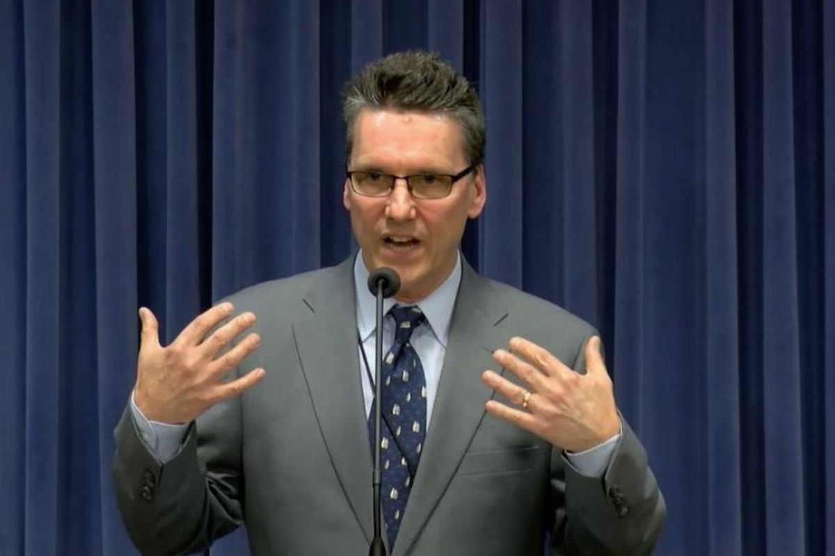 Image result for Matt Dietrich, spokesman for the Illinois State Board of Elections