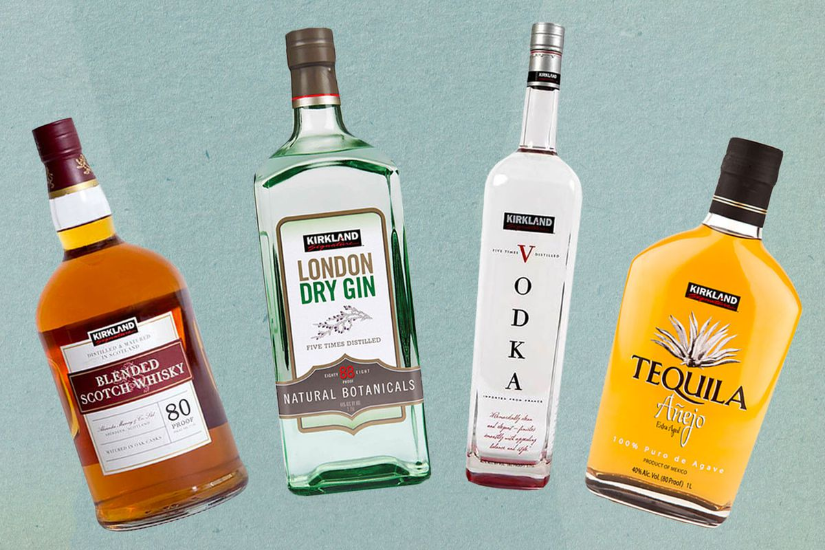 The Best Kirkland Brand Alcohol To Buy At Costco Eater