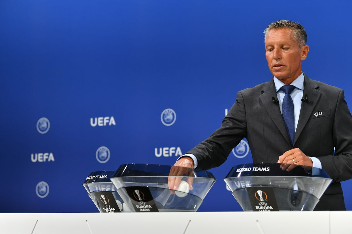UEFA Europa League Play-off Round Draw