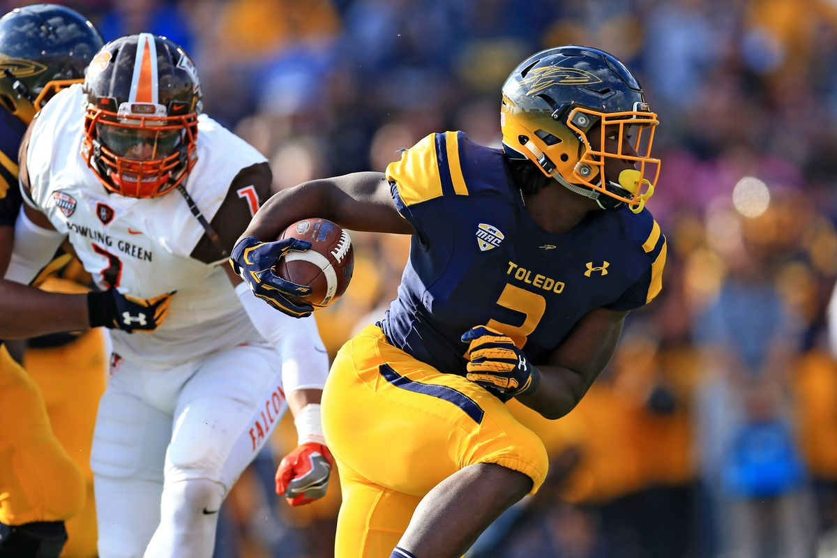 best loved ae351 2a779 2017 NFL Draft: Kareem Hunt drafted by Kansas City Chiefs ...