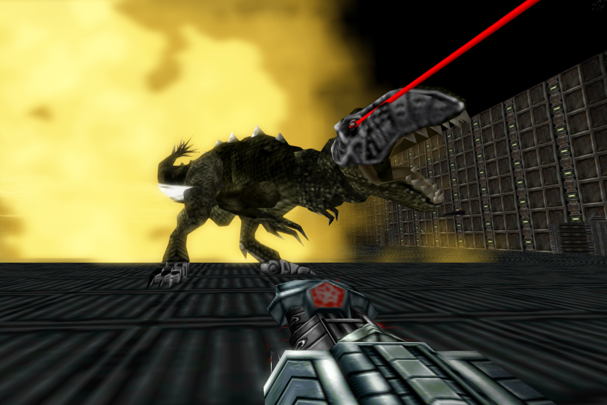 N64 Classic Turok Dinosaur Hunter Is Being Remastered For