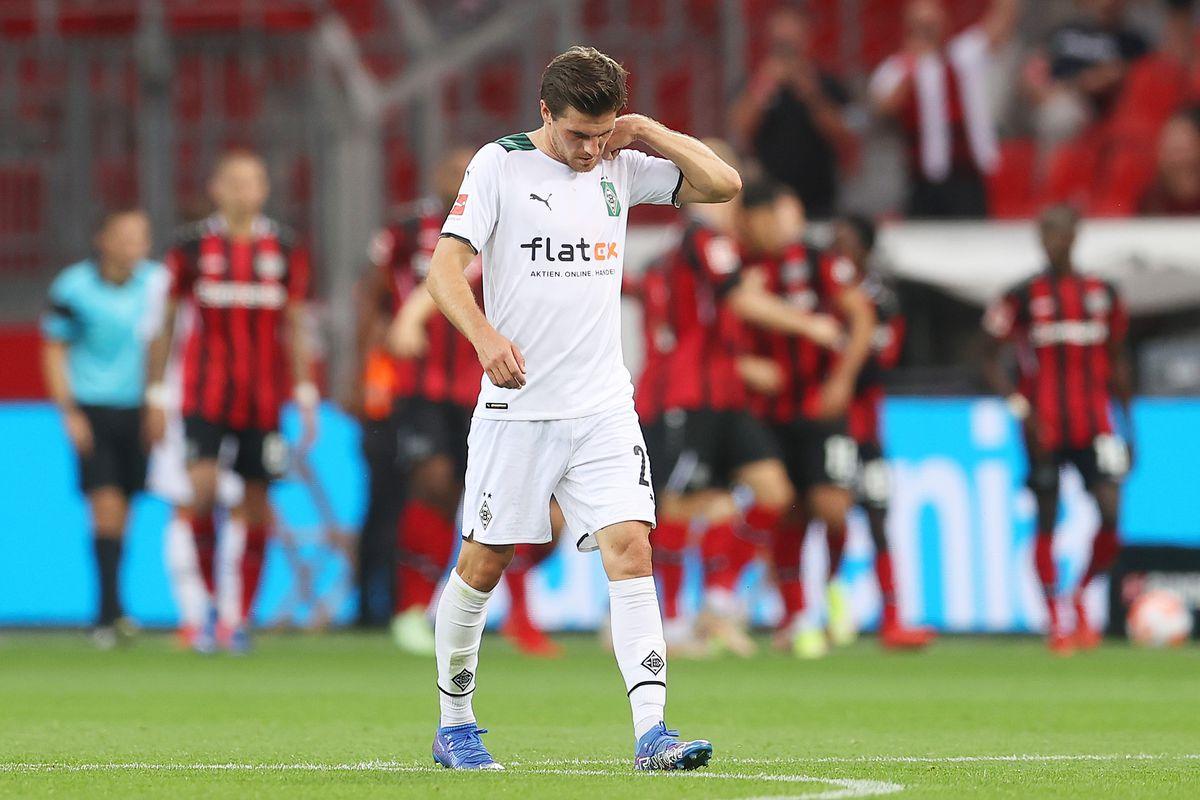 Bayer 04 Leverkusen v Borussia Mönchengladbach - Bundesliga