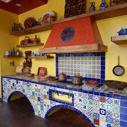 The poblano kitchen.