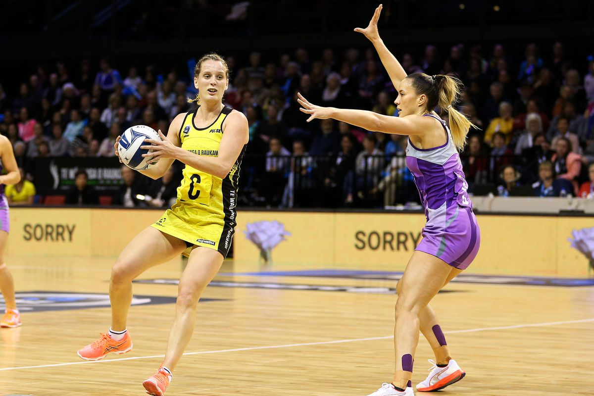 NZ Premiership - Pulse v Stars