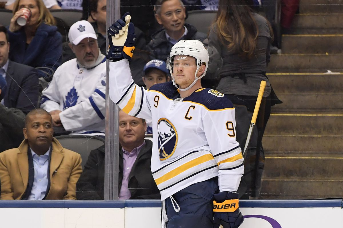 Jack Eichel to represent Buffalo Sabres in 2020 NHL All-Star Game - Die By  The Blade