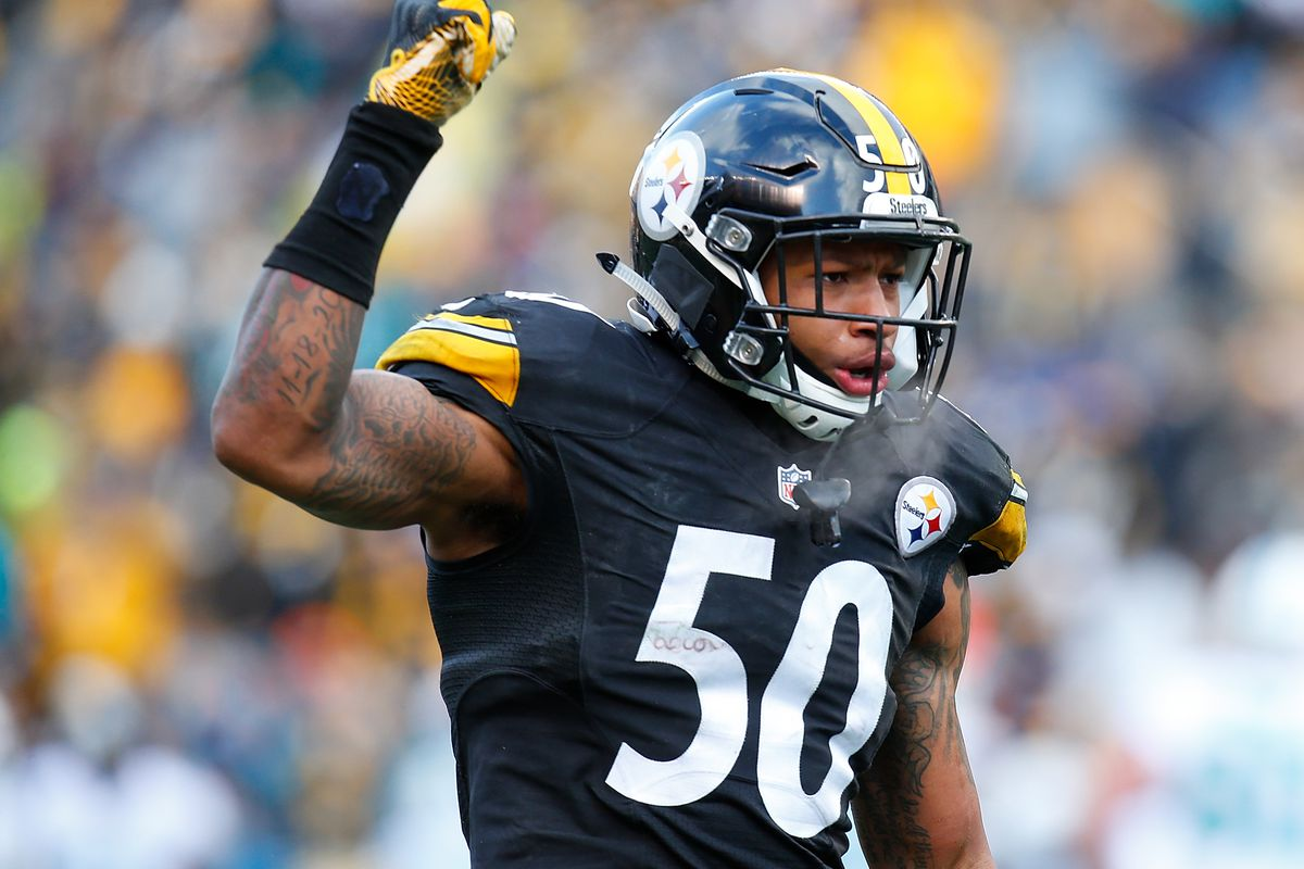 a4178ea89 Ryan Shazier still has plans 'to be the best linebacker in the NFL ...