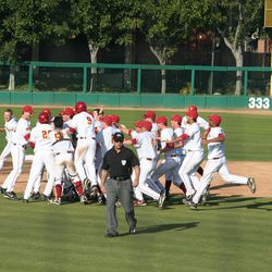 Husker Baseball: USC celebrates