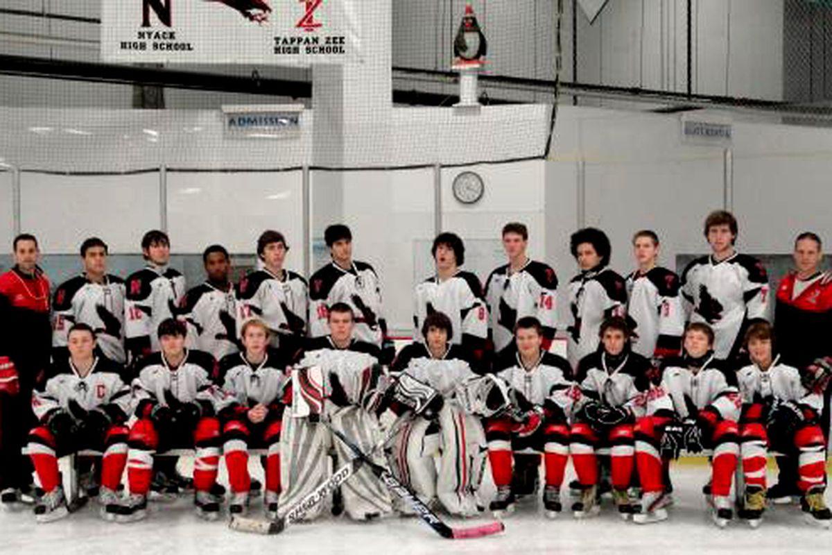 Tappan Zee High School hockey