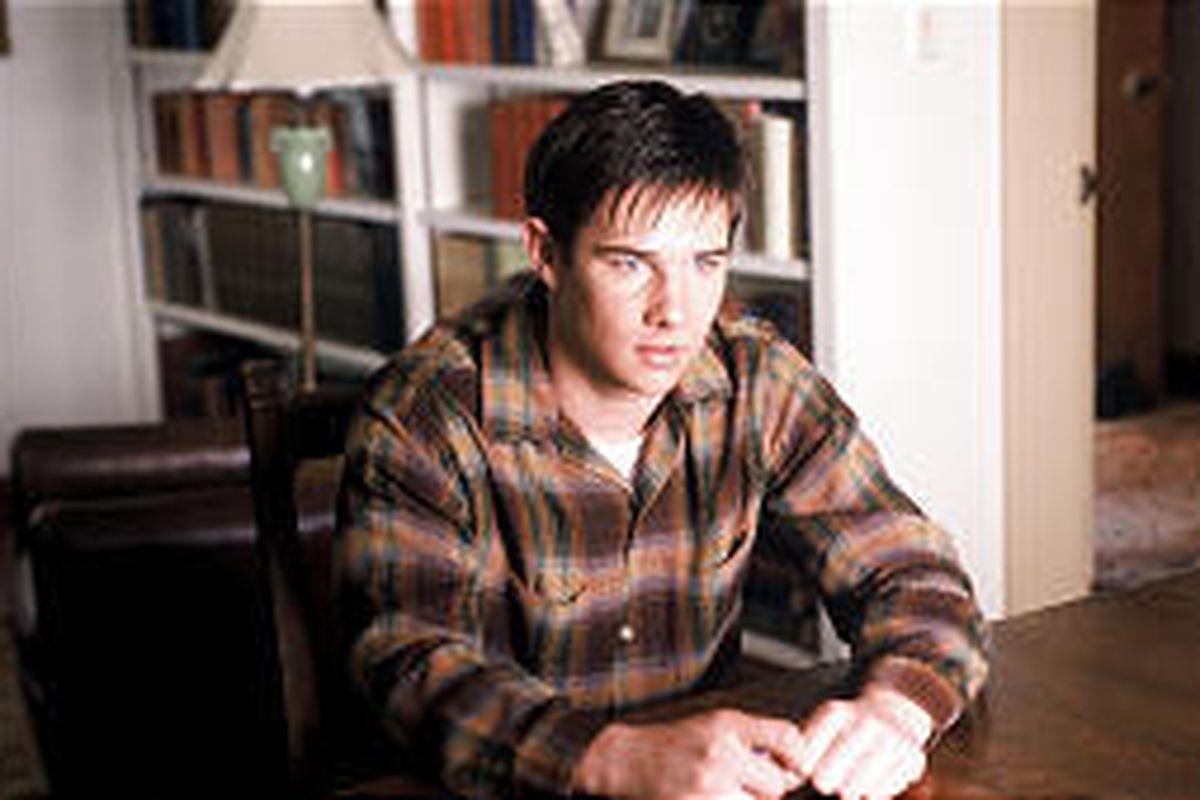 "Ryan Merriman in ""Spin."""