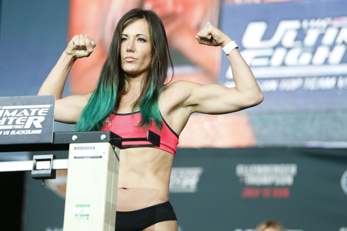 TUF Finale Weigh and Hall of Fame Induction