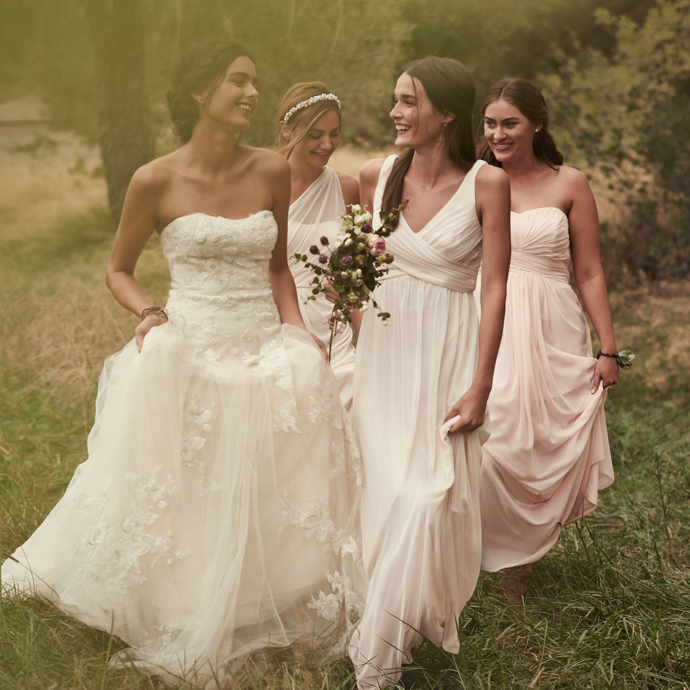 David S Bridal Doesn T Want To Be The Walmart Of Weddings Anymore
