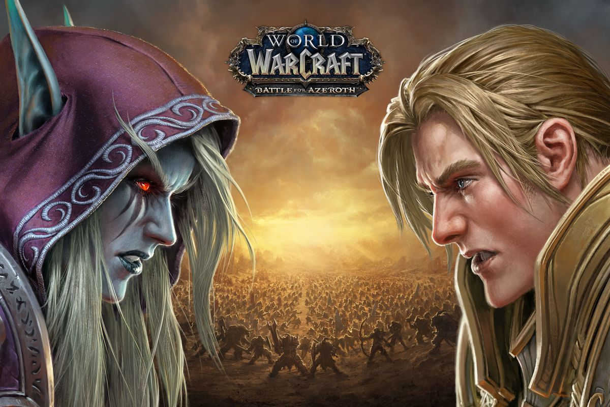 Here's how WoW Battle for Azeroth's Warfront mode will work - Polygon