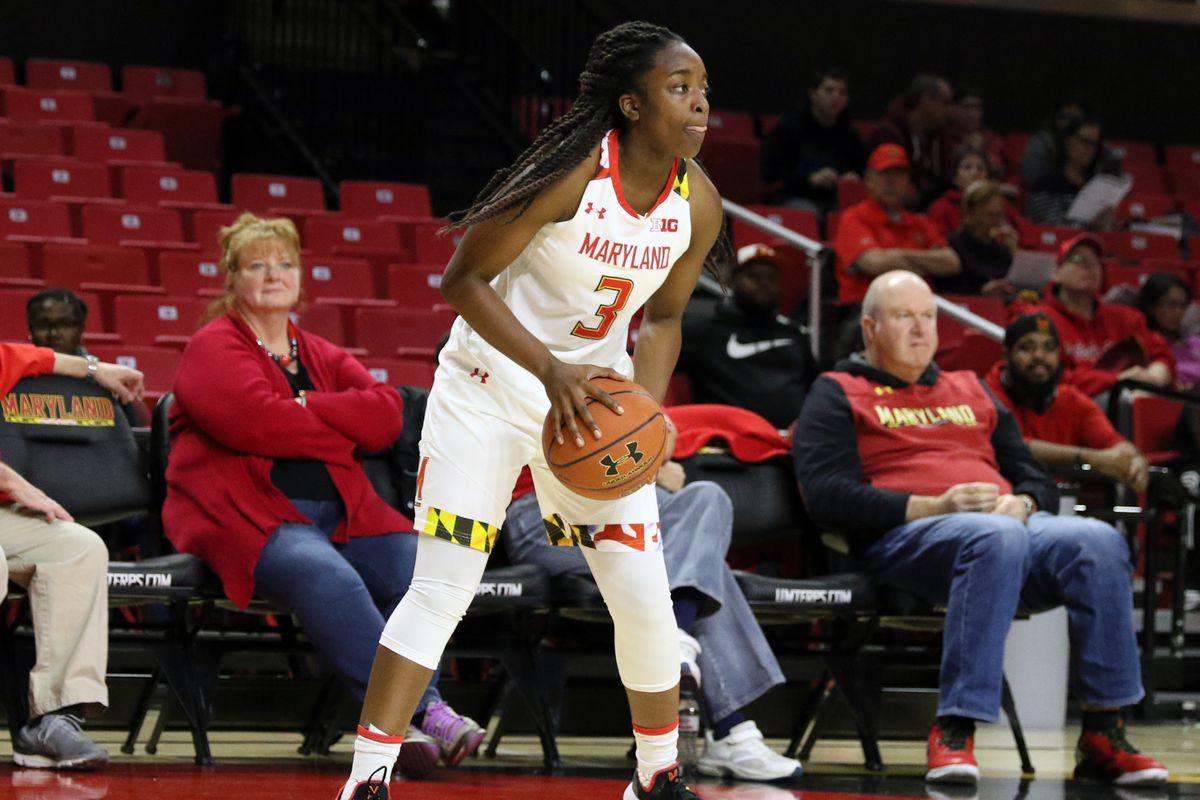 Maryland women's basketball dominates UMBC, 92-61 ...