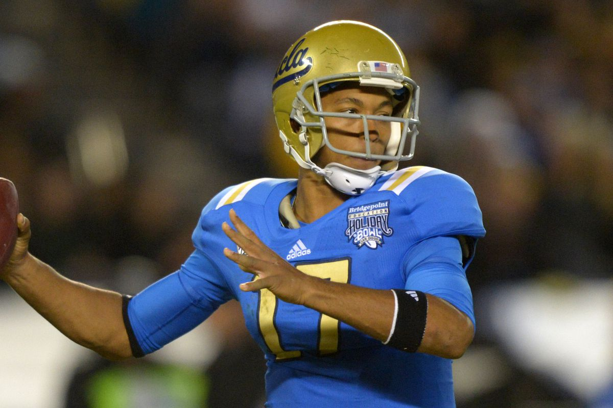 Hundley, Barr, and Su'a-Filo spoke with the press after the finish of camp in San Bernardino.