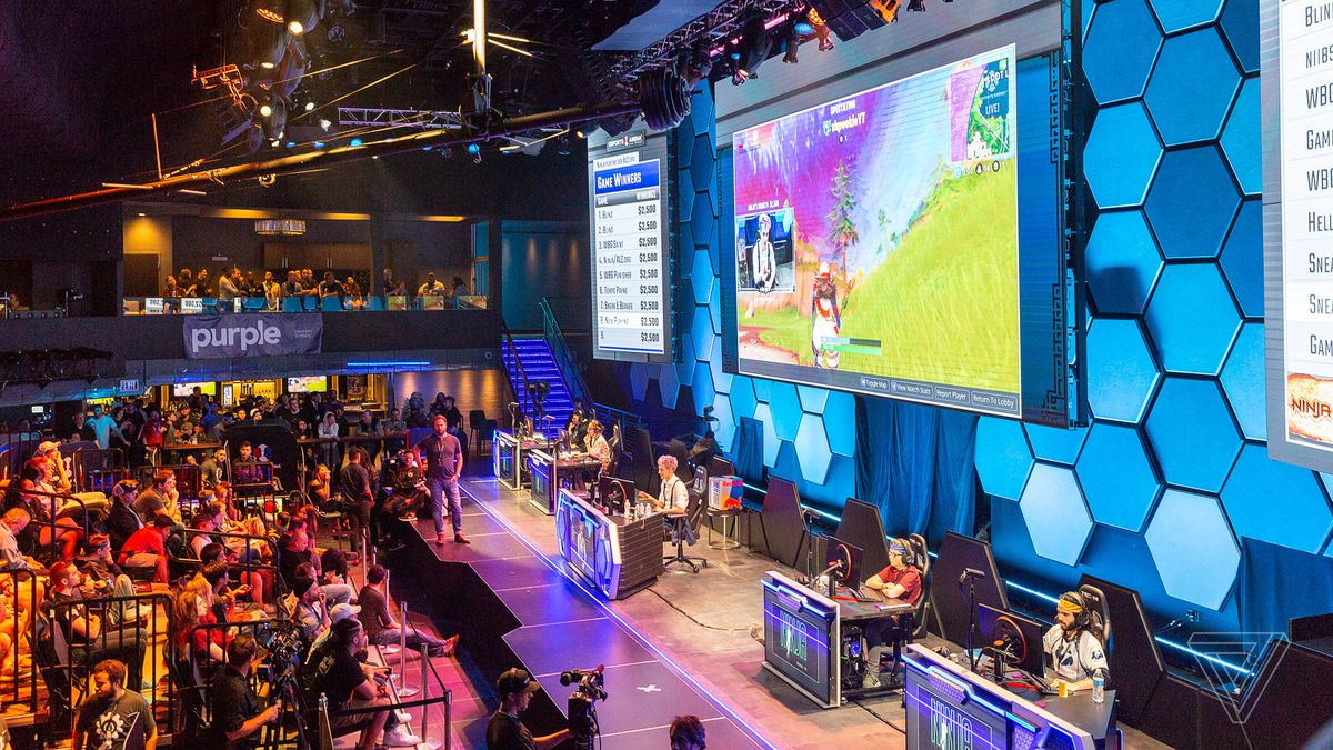 Ninja S Fortnite Tournament Was An Exhilarating And Unprecedented E