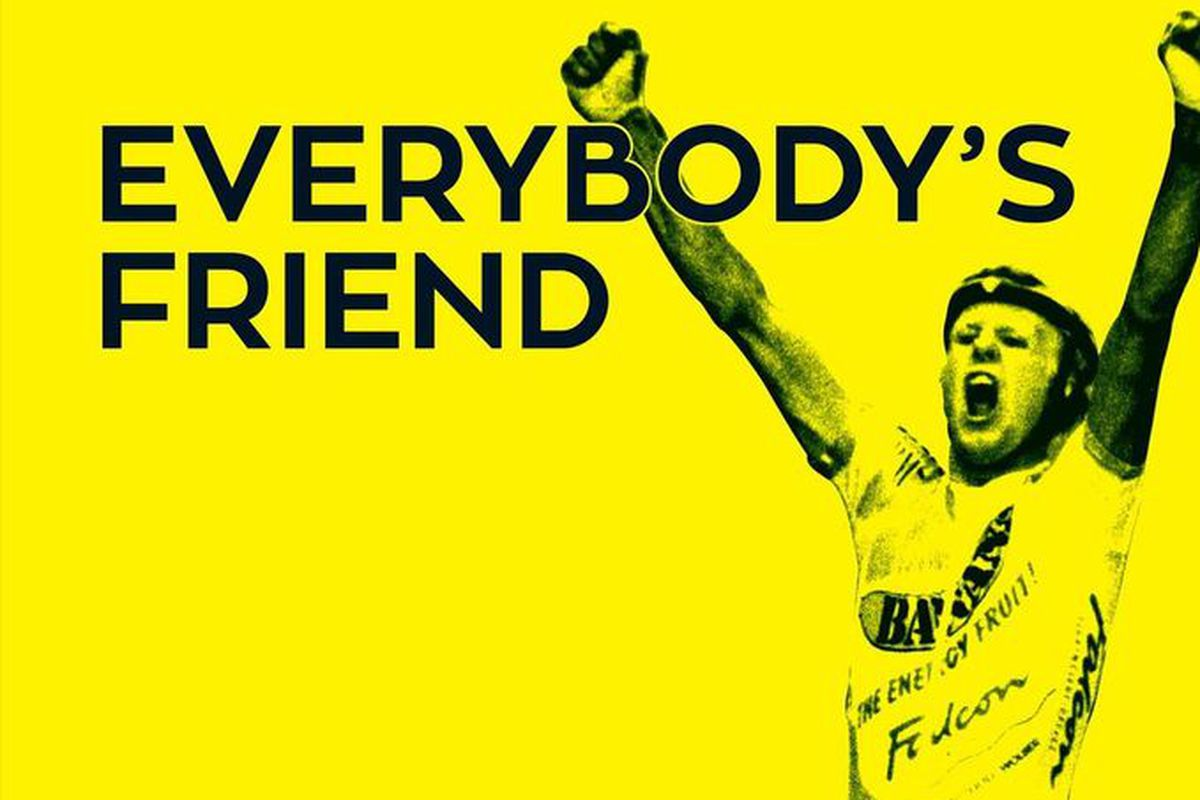 Everybody's Friend: The Life and Career of Dave Rayner 1967 - 1994 and His Legacy to Cycling, by Peter Cossins