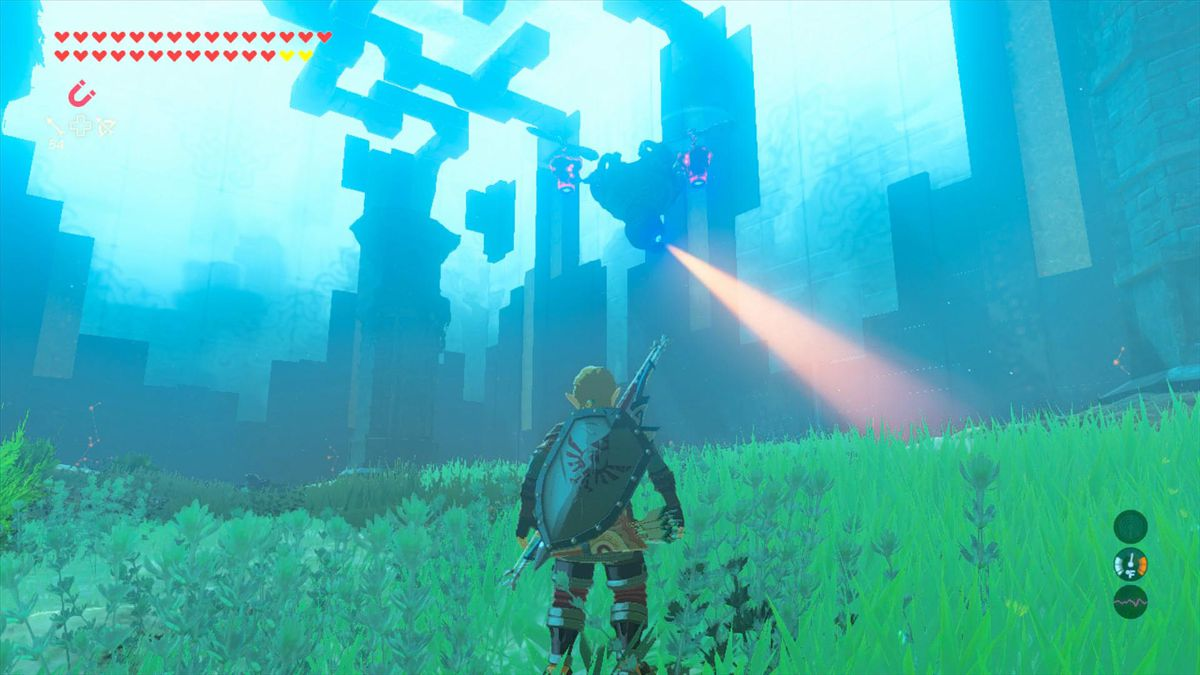Zelda Breath of the Wild guide: The Master Trials: Trial of