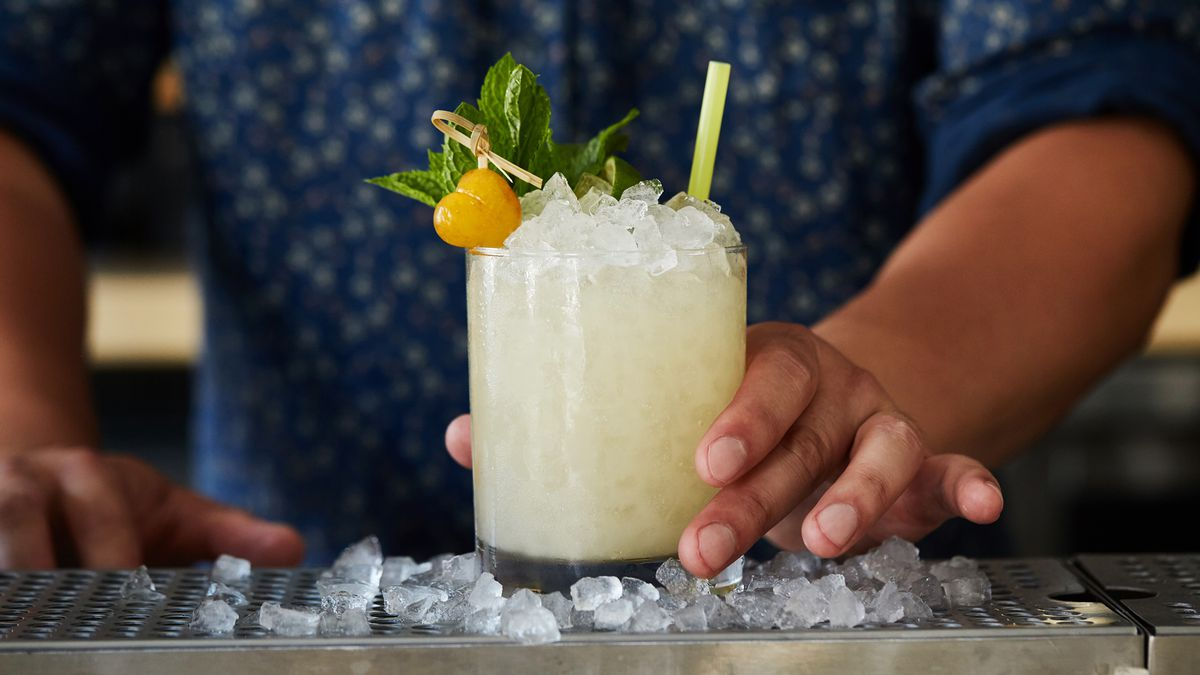 Here's Looking at You's Mai Tai