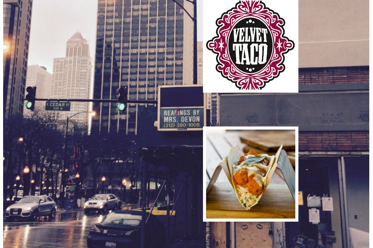 Velvet Taco Chicago