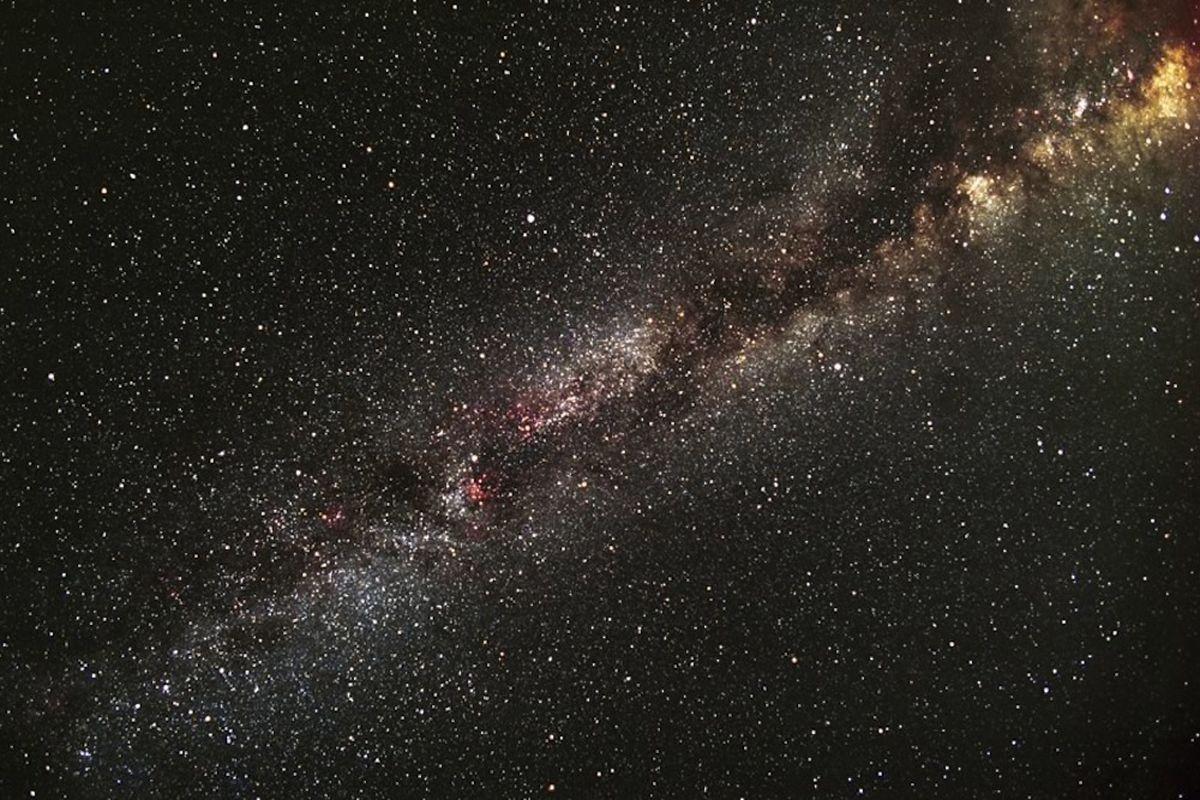 Milky Way Band -- Credit: Carter Roberts, NASA Kepler