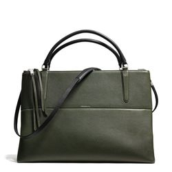 """<a href=""""http://f.curbed.cc/f/Coach_SP_102413_boroughbag"""">The large borough bag</a> in pebbled leather, $798"""