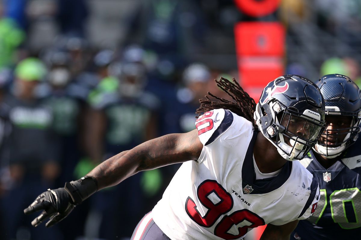 Enemy Reaction Special Edition: The Seahawks trade for Jadeveon Clowney