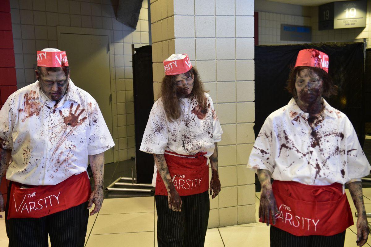 THE WALKING DEAD ESCAPE Infects Atlanta