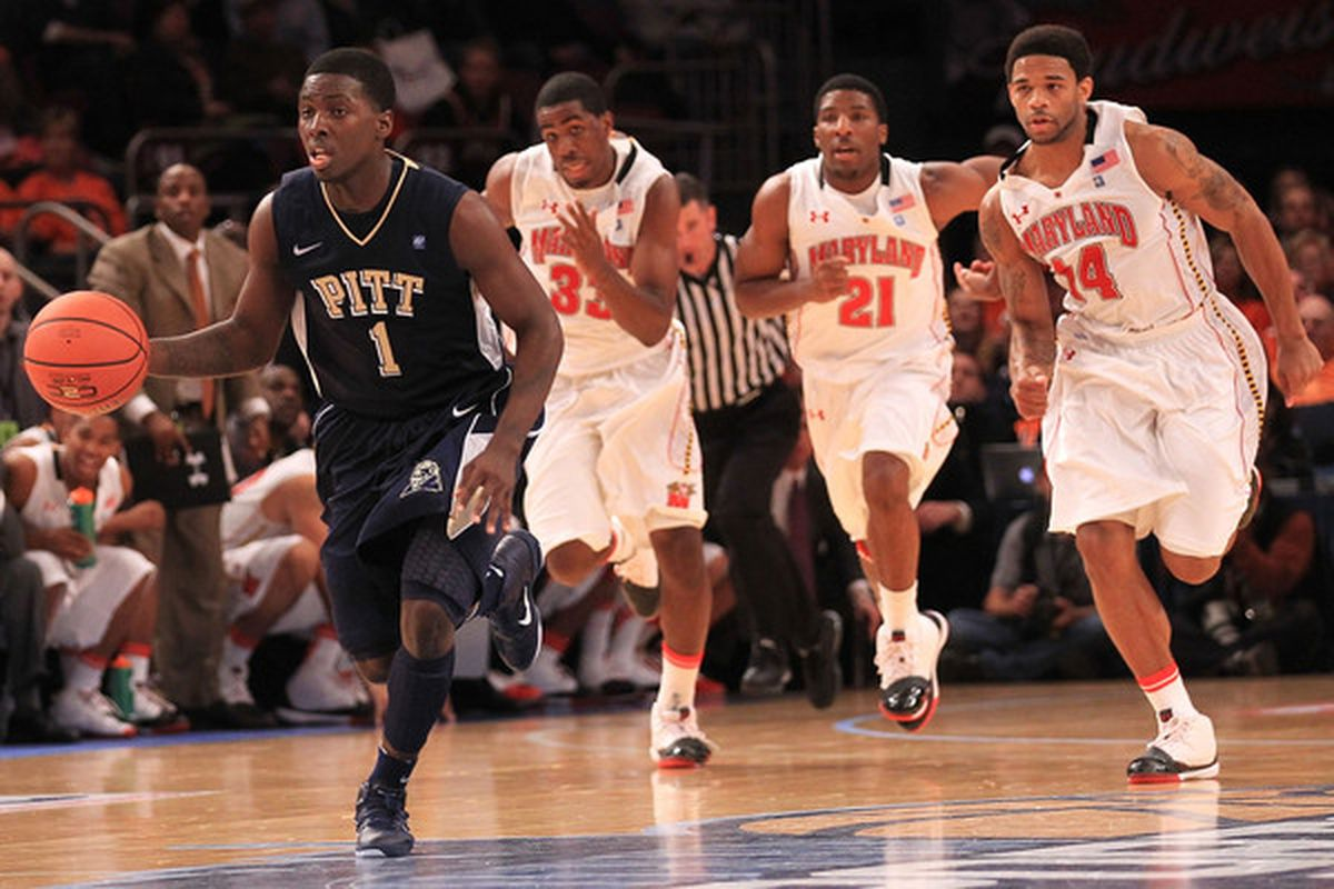 Travon Woodall and Pitt's bench need to contribute a few more points on a consistent basis (Photo by Chris McGrath/Getty Images)
