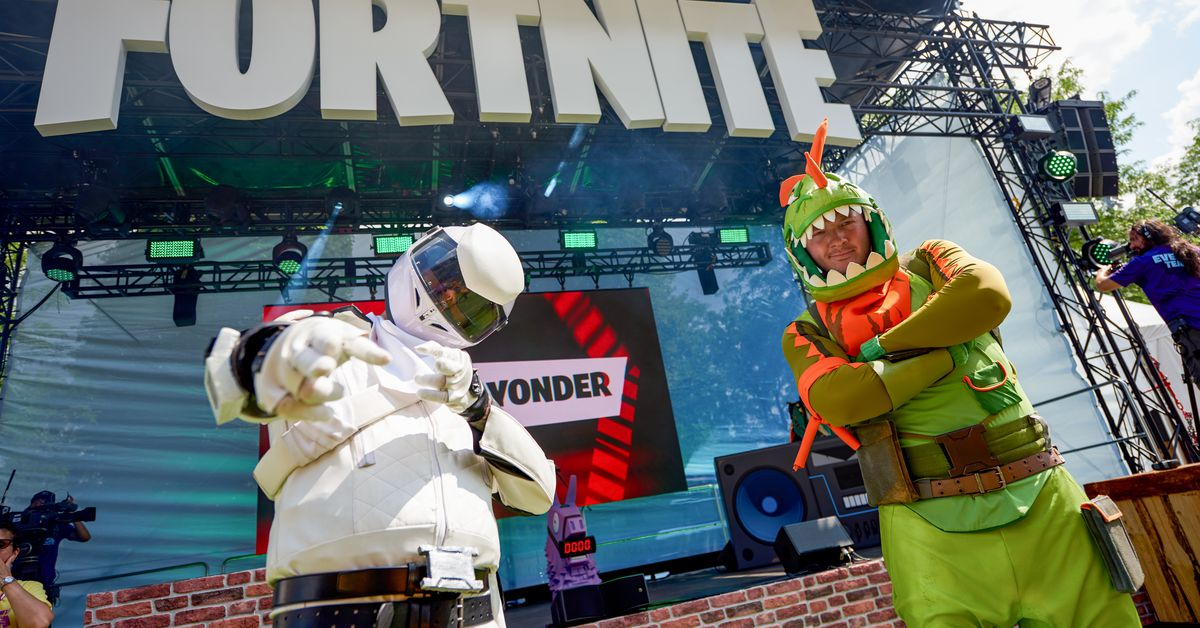 Epic delays Fortnite tournaments until it fixes performance issues