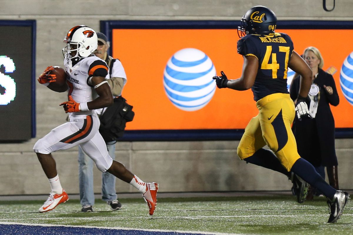 Oregon State's offense in 2013 begins and ends with the production of Brandin Cooks.