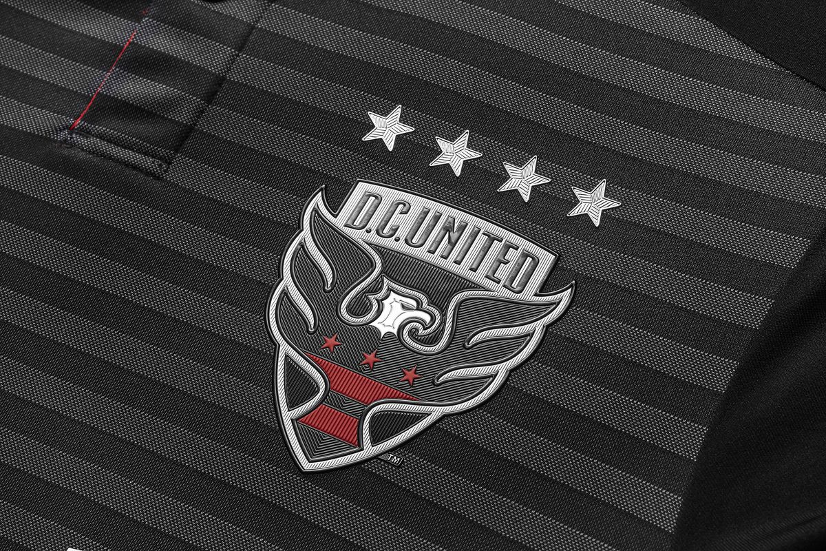 D.C. United new jersey crest