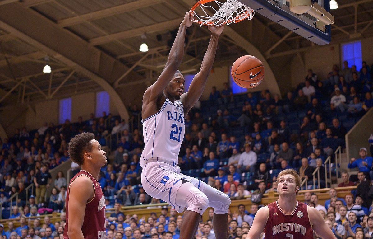 Amile Jefferson (GettyImages)