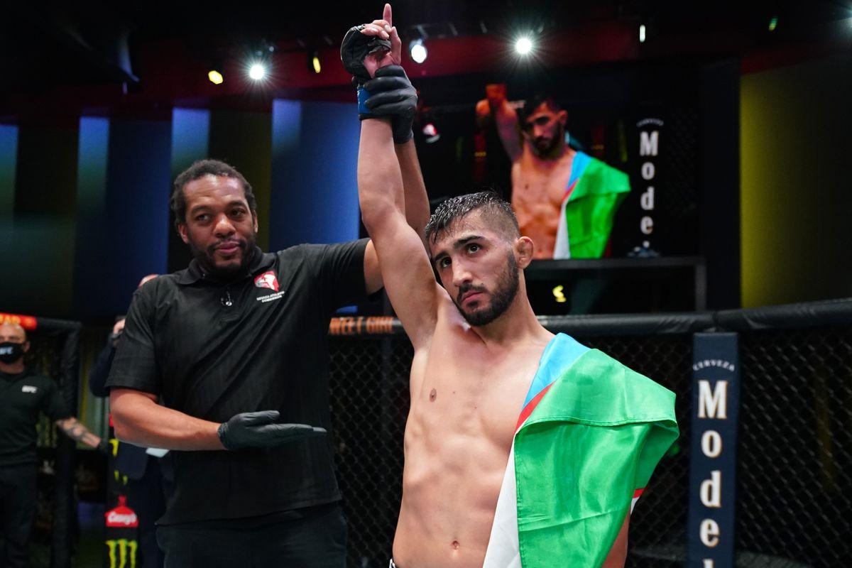 UFC Fight Night: Jones v Kakhramonov