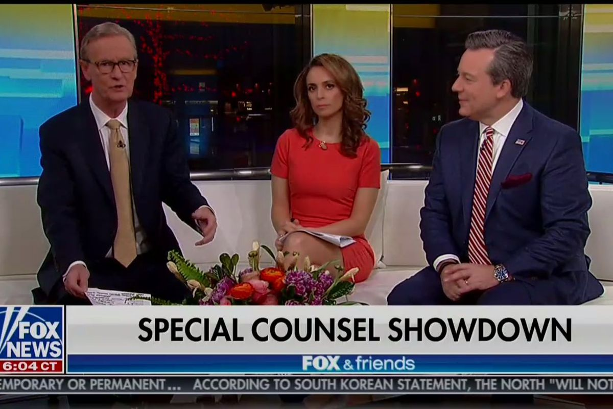Fox News Has Normalized A Lie About The Steele Dossier Vox