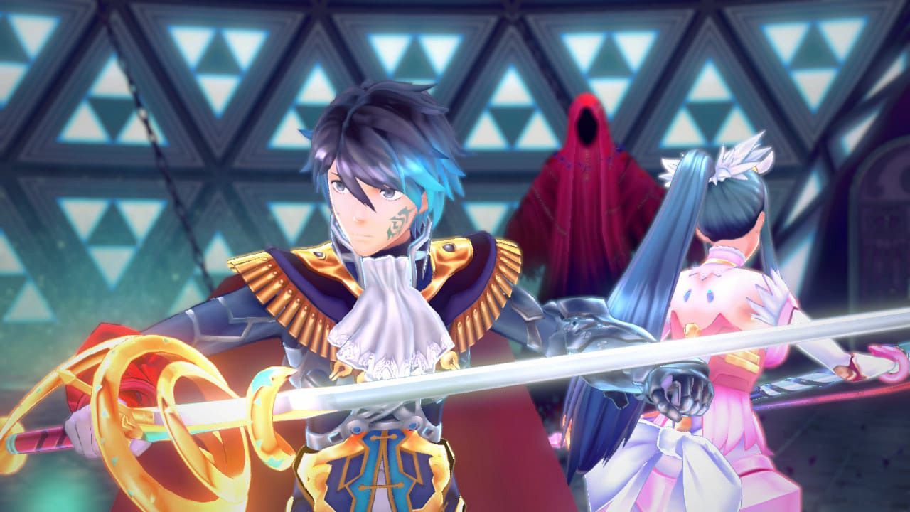 Tokyo Mirage Sessions review screenshot
