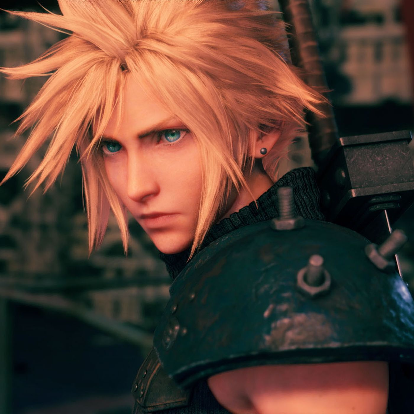 A Final Fantasy Vii Remake Demo Is Out Now For Ps4 The Verge