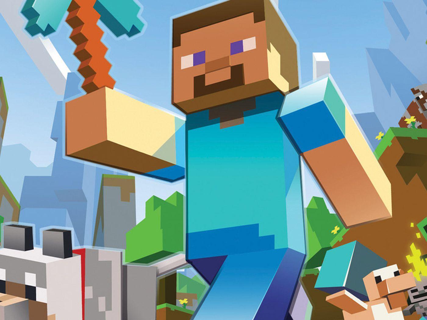 Minecraft Xbox 10 Update 10 ready - Polygon