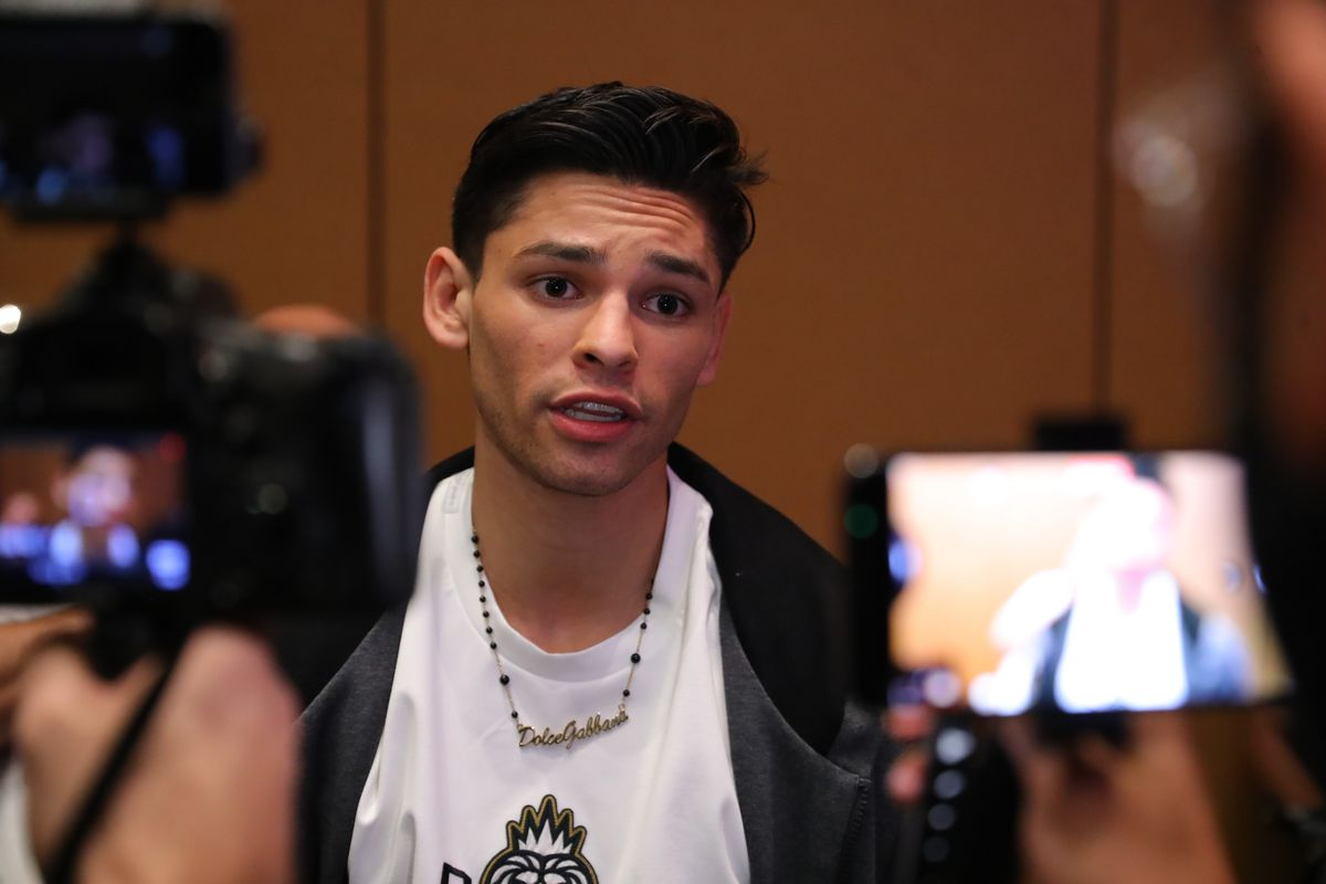 Ryan Garcia v Luke Campbell Press Conference
