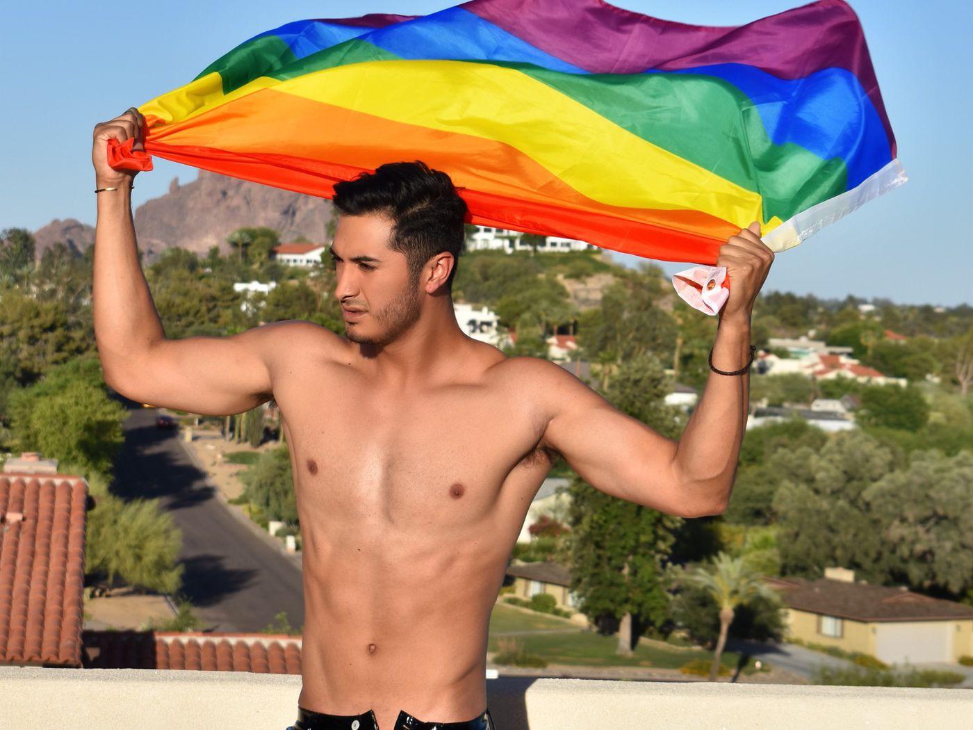 Fox gay jordan Eric Trump: