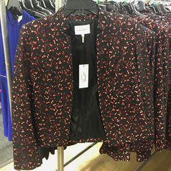 Lace blazer, $175 (was $425)