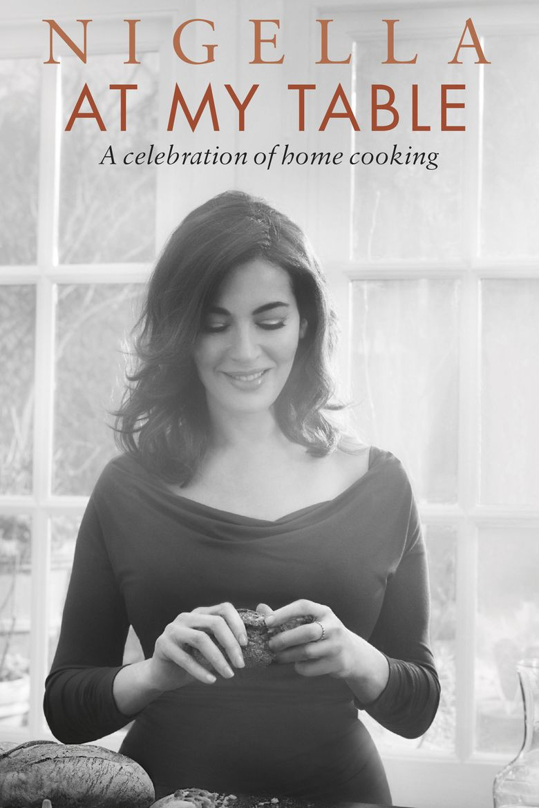 At My Table by Nigella Lawson, one of the best cookbooks chosen by Eater writers
