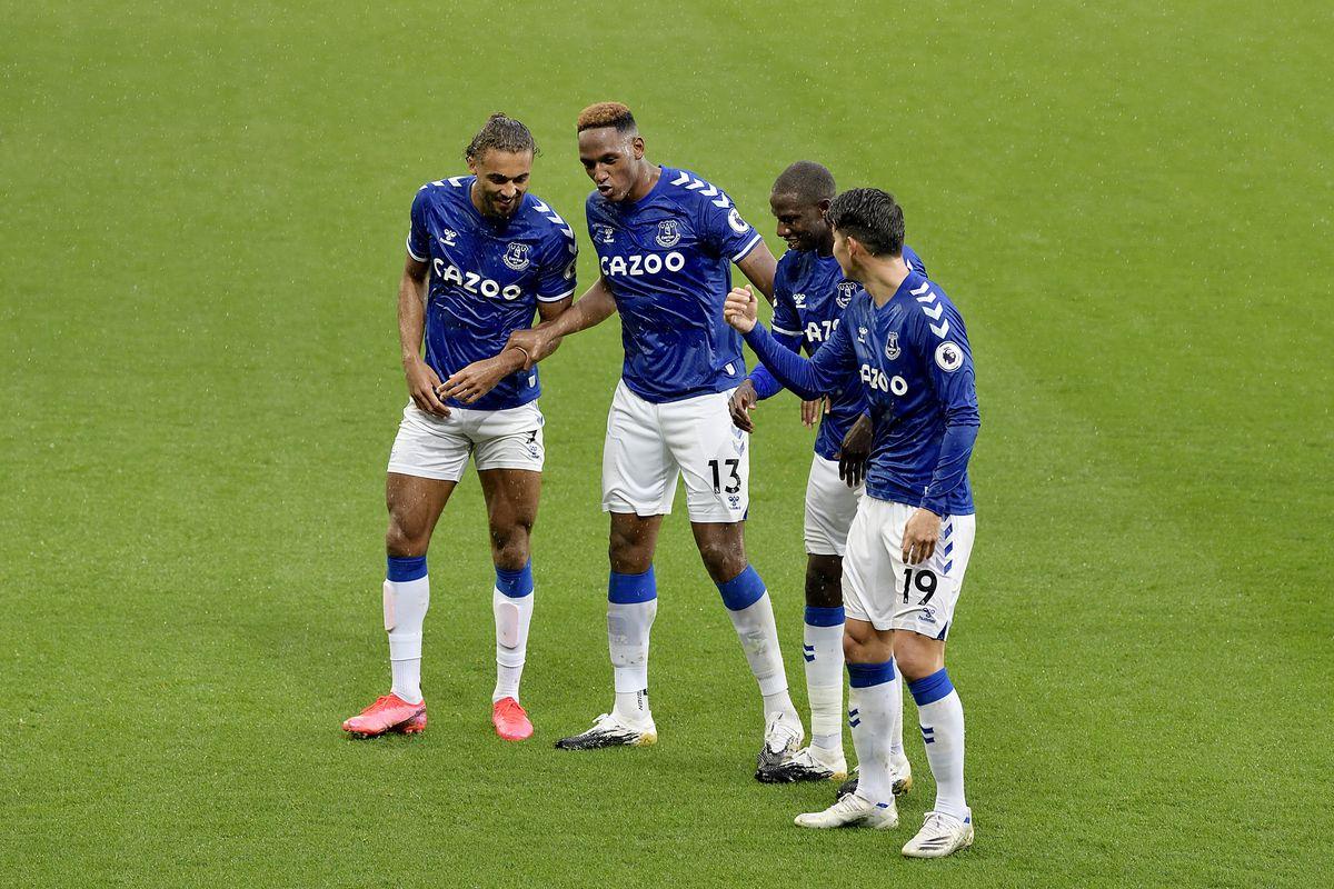 Everton v Brighton & Hove Albion - Premier League