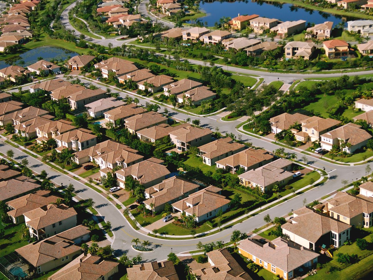 "Want to understand U.S. real estate trends"" Look to Florida"