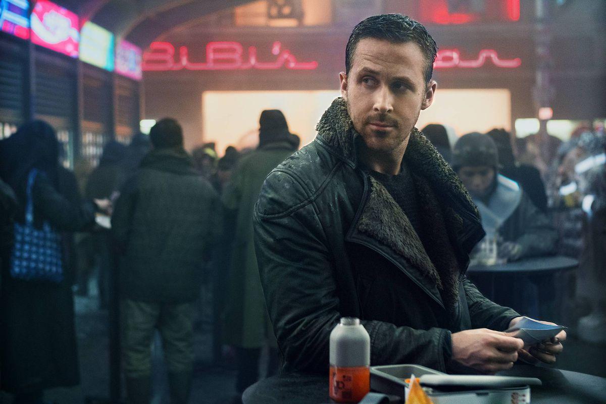 Ryan Gosling in Blade Runner: 2049