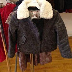 Shearling Jacket, $240