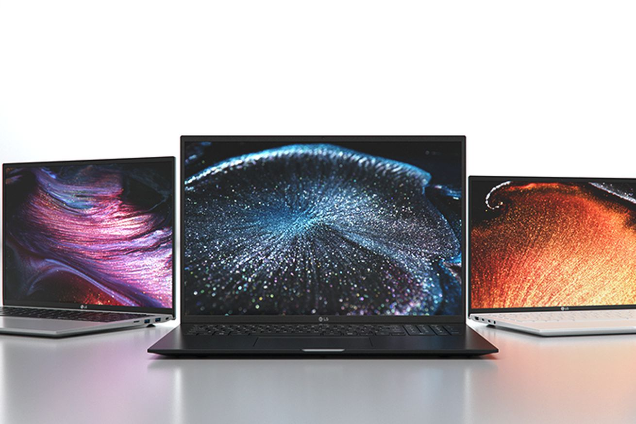 LG's new Gram laptops are available for purchase