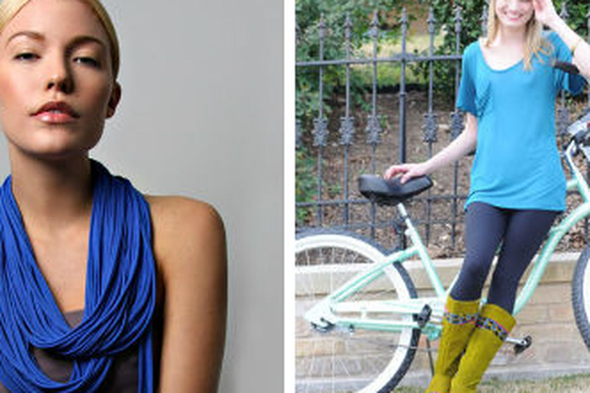 Necklush and Inca Boot Company, two of the indie designers Fab launched their Fashion Tuesdays shop with yesterday