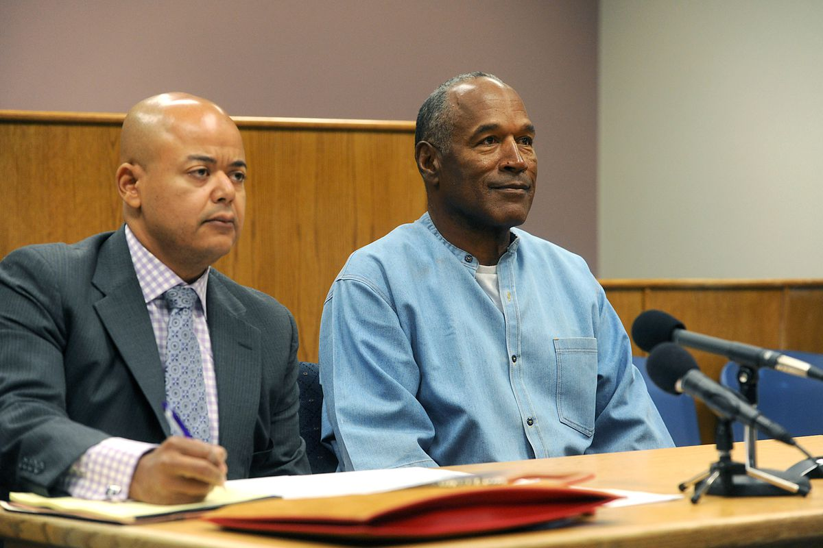 OJ Simpson to Parole Board: 'I've Basically Spent a Conflict-Free Life'