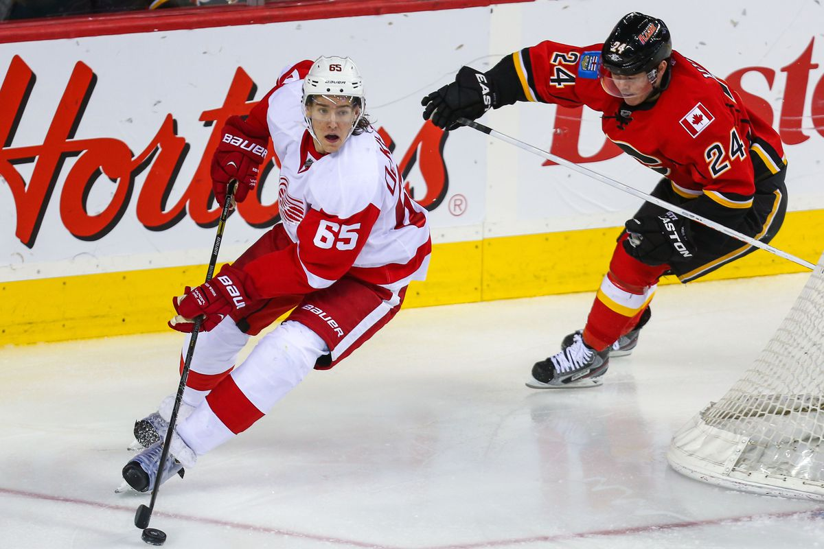 Former WMU defenseman Danny DeKeyser finished the season with Detroit after forgoing his final year of eligibility.